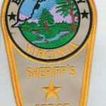 Bath County Virginia Sheriff's Office Patch