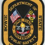 Bowie State University Department of Public Safety Patch
