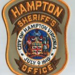 City of Hampton Virginia Sheriff's Office Patch