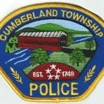 Cumberland Township Police Patch