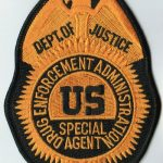 Department of Justice US Special Agent Patch