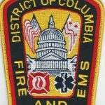 District of Columbia Fire and EMS Patch