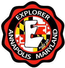 Explorer - Annapolis, Maryland Patch