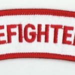 Firefighter 1 Patch