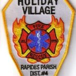 Holiday Village Rapides Parish Patch