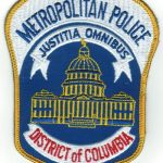 Metropolitan Police District of Columbia Patch