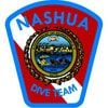 Nashua Dive Team Decal