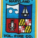 Ocean City Maryland Volunteer Fire Company Patch