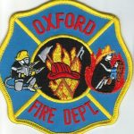 Oxford Fire Department Patch