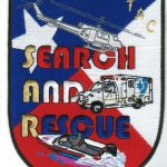Search and Rescue Patch