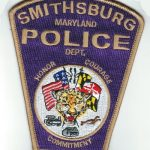 Smithsburg Maryland Police Department Patch