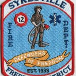 Sykesville Fire-Department Patch