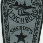 The City of Lynchburg Virginia Sheriff's Office Patch