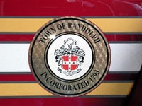Town of Randolph Incorporated Decal