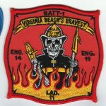 Virginia Beach's Bravest Patch