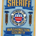 Washington County Virginia Sheriff Patch