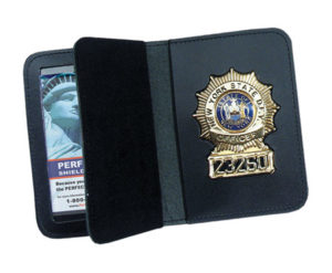Badge Wallets & Cases