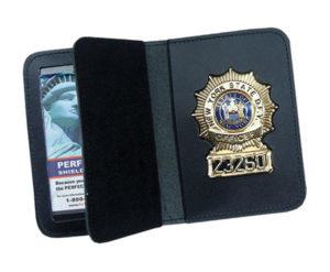 Badge Wallets & Cases
